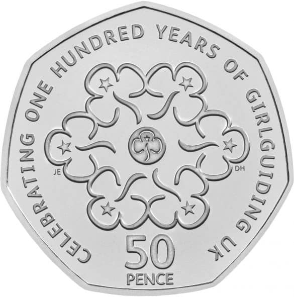 girl guides 50p