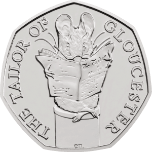 the tailor of gloucester 50p