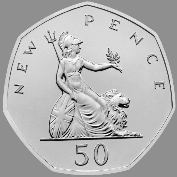 britannia 50p
