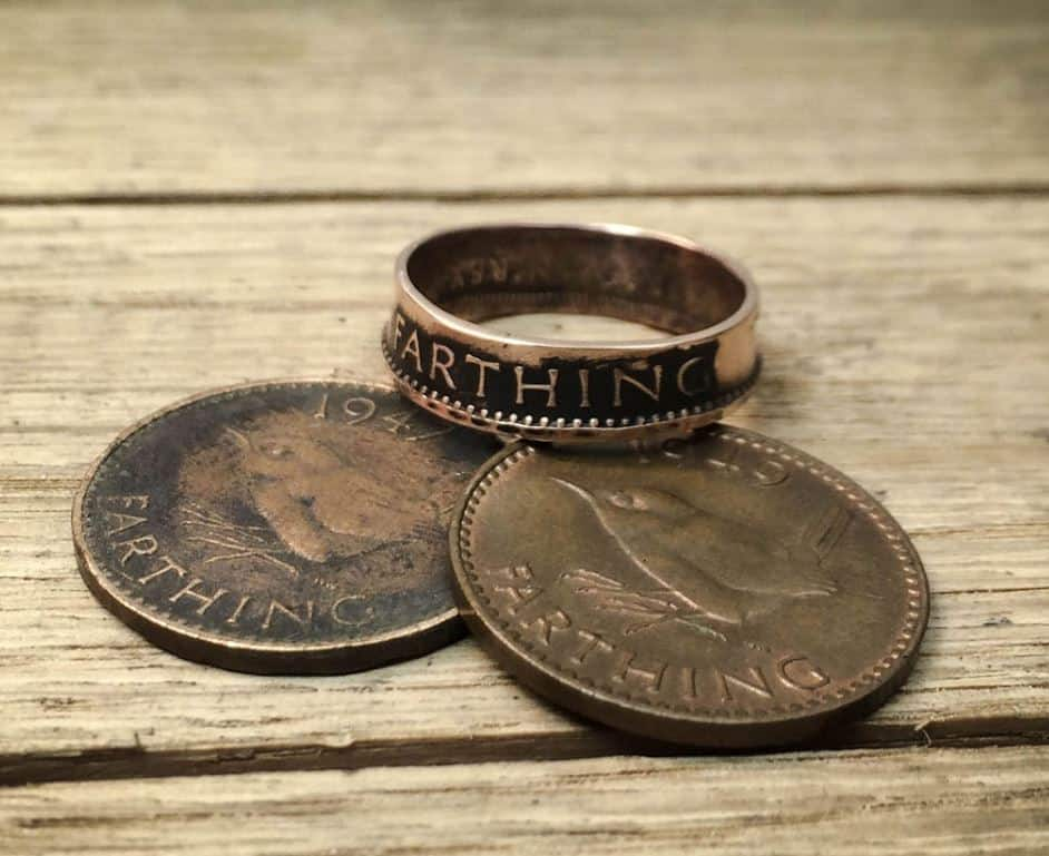 how much is a farthing worth