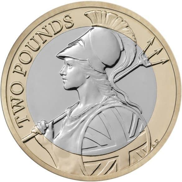 britannia £2 coin