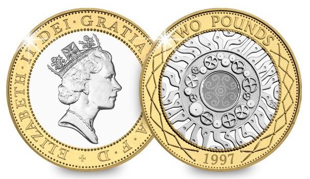 raphael maklouf £2 coin