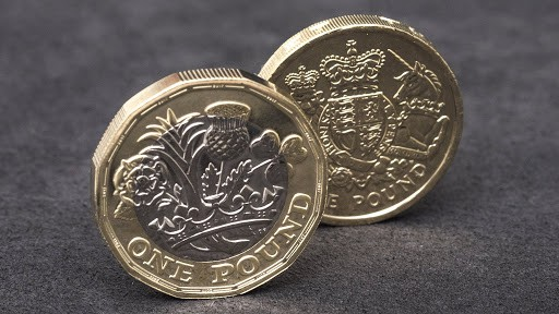 how much does it cost to make a pound coin